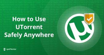 De 5 Beste VPN-ene for uTorrent – De Raskeste, Tryggeste & Rimeligste i 2020