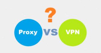 Proxyer vs VPN – Forstå forskjellen