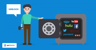 Fjerne Netflix blokkering (hvis du befinner deg utenfor USA)