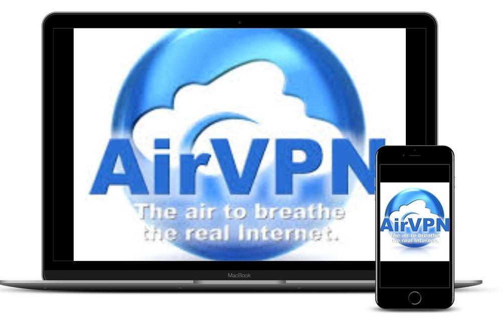 airvpn device