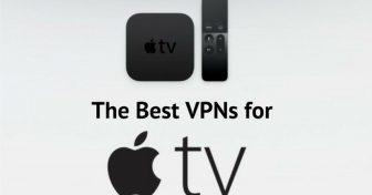 5 Beste VPN for Apple TV 2017