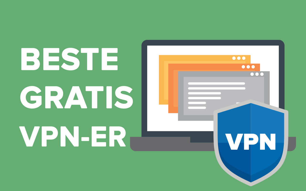 Finn de beste gratis VPN-tjenestene i Norge!