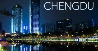 Reiseguide til Chengdu Kina 2018
