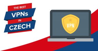2018s beste VPN-er for Tsjekkia – Raske og billige