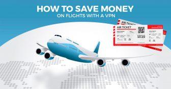 Hvordan spare penger på flyreiser med en VPN