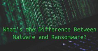 Malware og Ransomware: Hva er forskjellen?