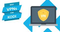 2018s beste VPN for Kodi - Super raske