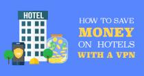 Spar $penger$ på hotell med en VPN