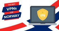 Beste VPNer for Norge i 2017 - Raske og billige