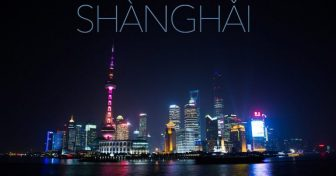 Gratis reiseguide for Shanghai 2018