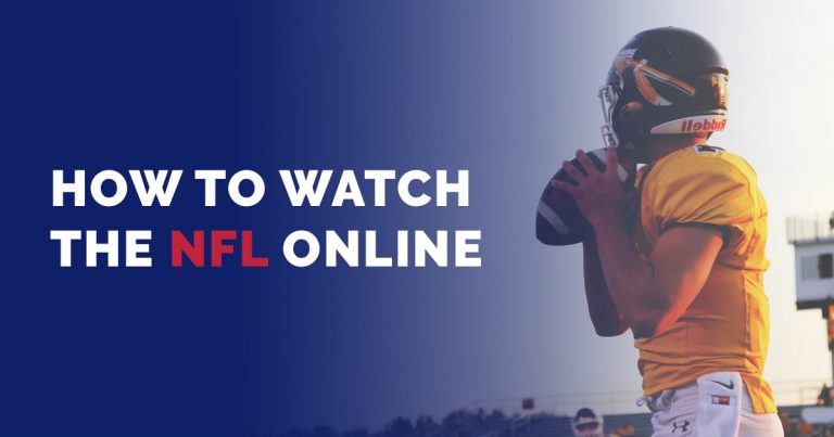 How to Watch the NFL Online