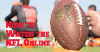 Hvordan se NFL på Nettet, Uansett Hvor Du Er