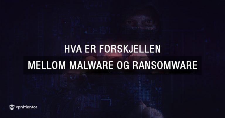 Malware og Ransomware