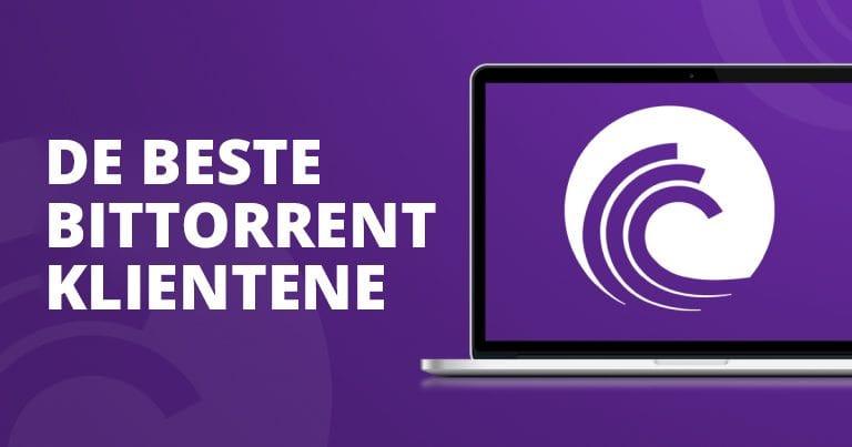 De beste BitTorrent klientene